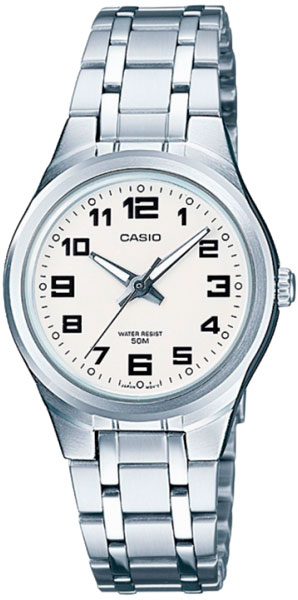 часы женские японские наручные часы Casio Ltp 1310d 7b в магазине